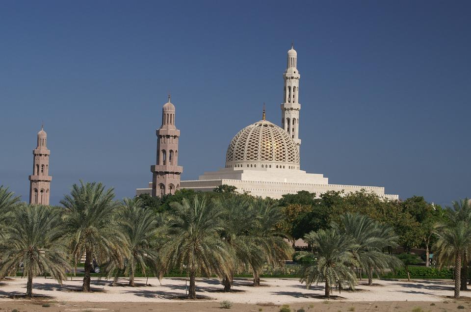 Oman-Moschee