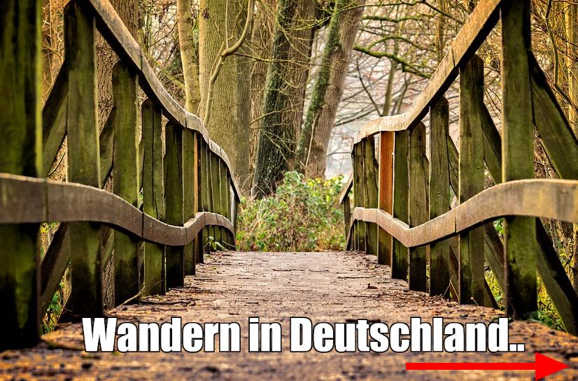 Wandern in Deutschland in der Region Oberharz Brocken